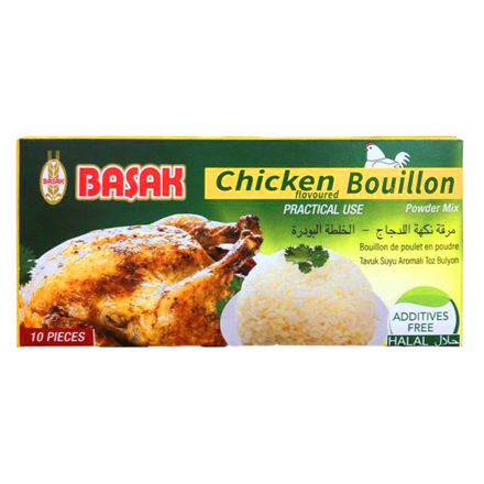 Picture of BASAK Chicken Bouillon 100g