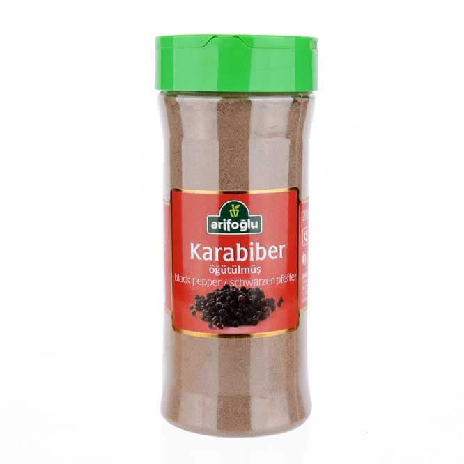 Picture of ARIFOGLU Black Pepper Powder 200g