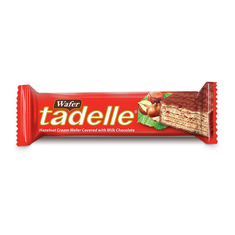 TADELLE Cikolatali Gofret 35g resmi