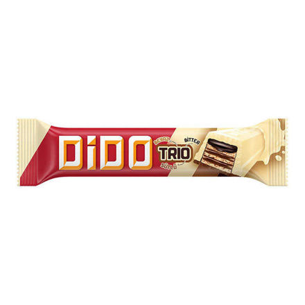 Picture of ULKER Dido Wafers Trio 35g