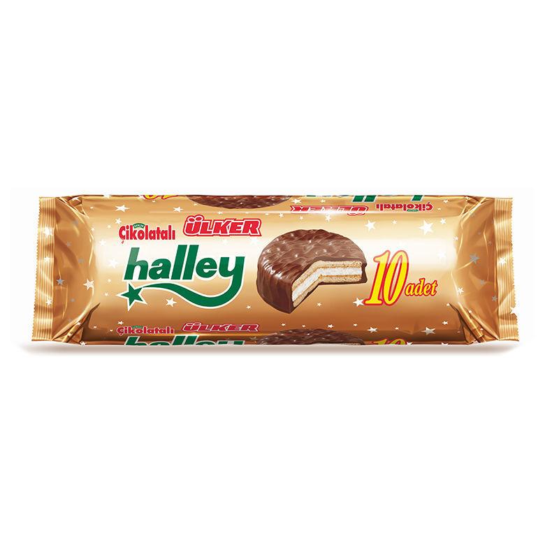 HALLEY Sandvic Biskuvi 300g resmi
