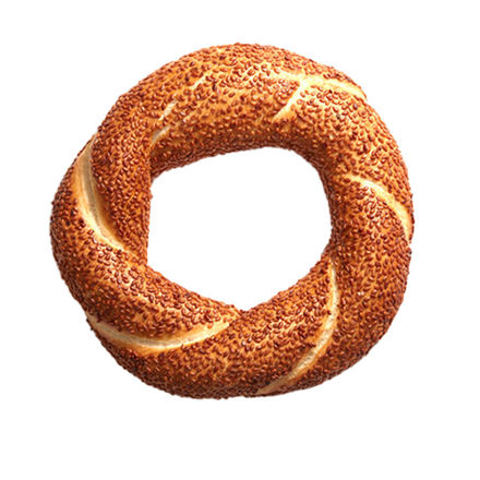 Picture of SIMIT Turkish Sesame Bagel 5 x 100g