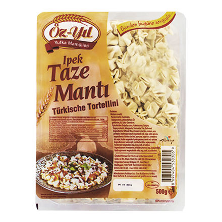 Picture of OZYIL Turkish Tortellini w/ Soy 500g