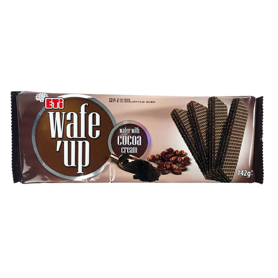 Picture of ETI Wafe Up Cocoa Wafers 142g
