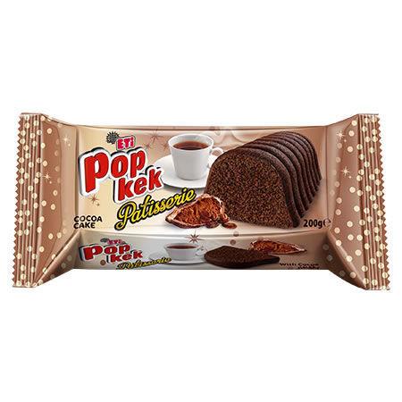 Picture of ETI Popkek Cocoa Cake 200g