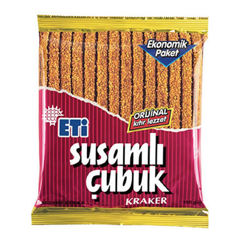 Picture of ULKER Sesame Stick Cracker 110g