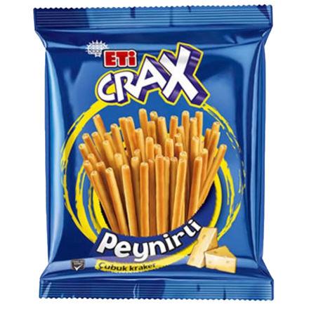 ETI Crax Peynirli Kraker 123g resmi