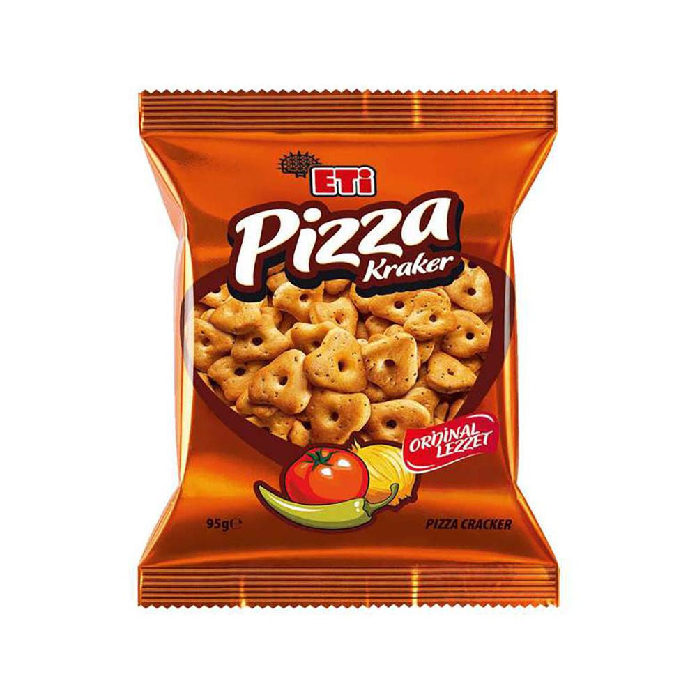 ETI Pizza Kraker 95g resmi
