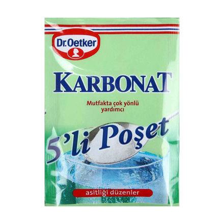 DR OETKER Karbonat 5 x 5g resmi