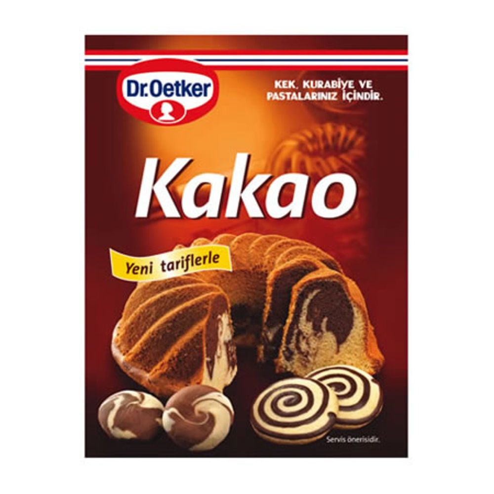 Picture of DR OETKER Cocoa Powder 100g
