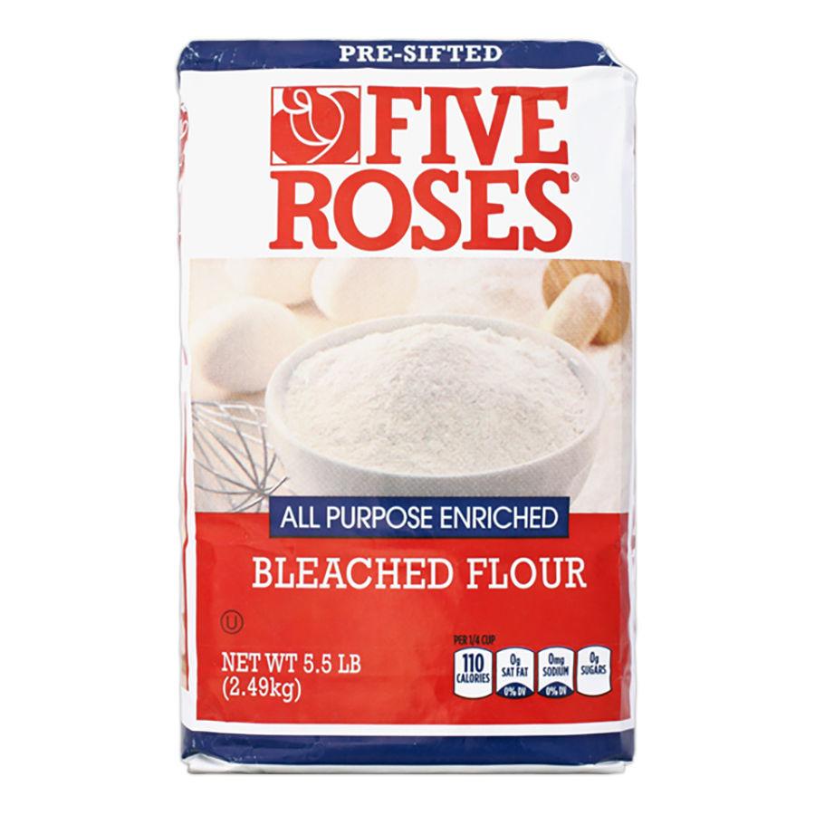 Picture of FIVE ROSES Unbleached Flour 5.5lb