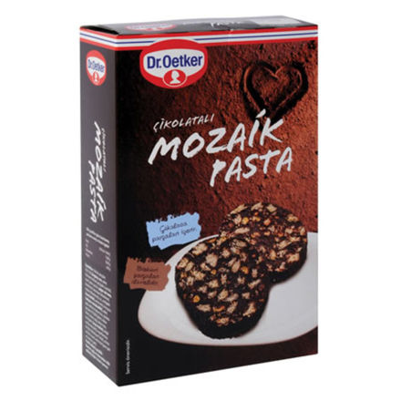 Picture of DR OETKER Mosaic Cake Mix 262g