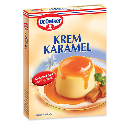 DR OETKER Krem Karamel 105g resmi