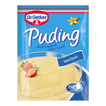 Picture of DR OETKER Vanilla Pudding 125g