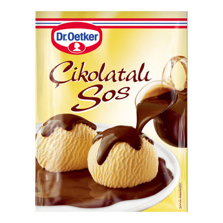 Picture of DR OETKER Chocolate Sauce 125g