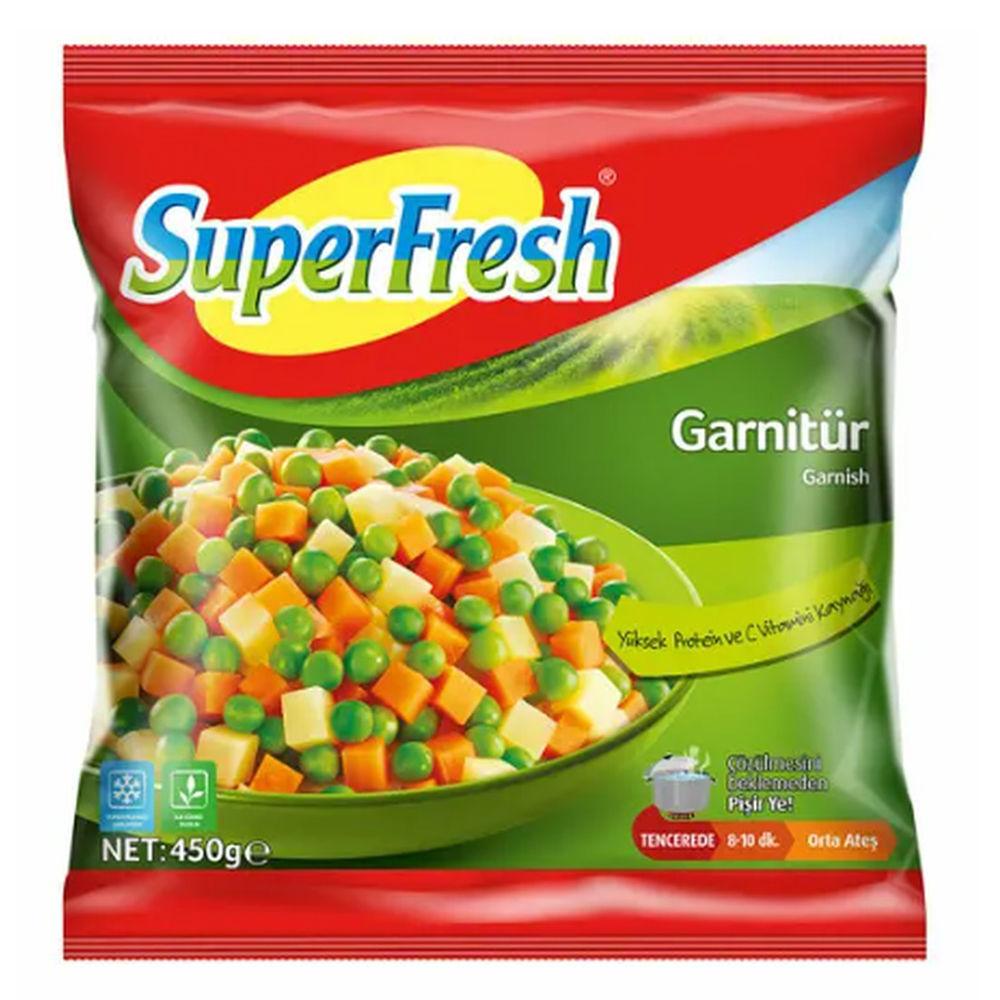 Picture of SUPERFRESH Garnish 450g