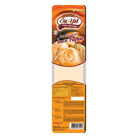 Picture of OZYIL Thin Pastry Leaves for Kol Borek 700g