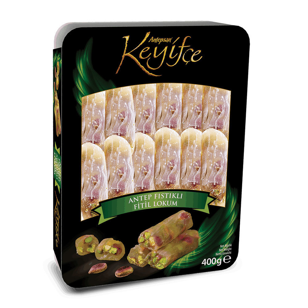 Picture of KEYIFCE Stick Delight w/ Pistachios 350g