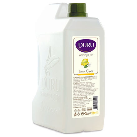 DURU Limon Kolonyası 1000ml resmi