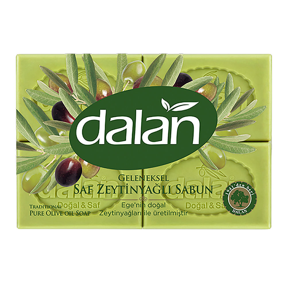 Picture of DALAN Olive Oil Soap 4 x 200g