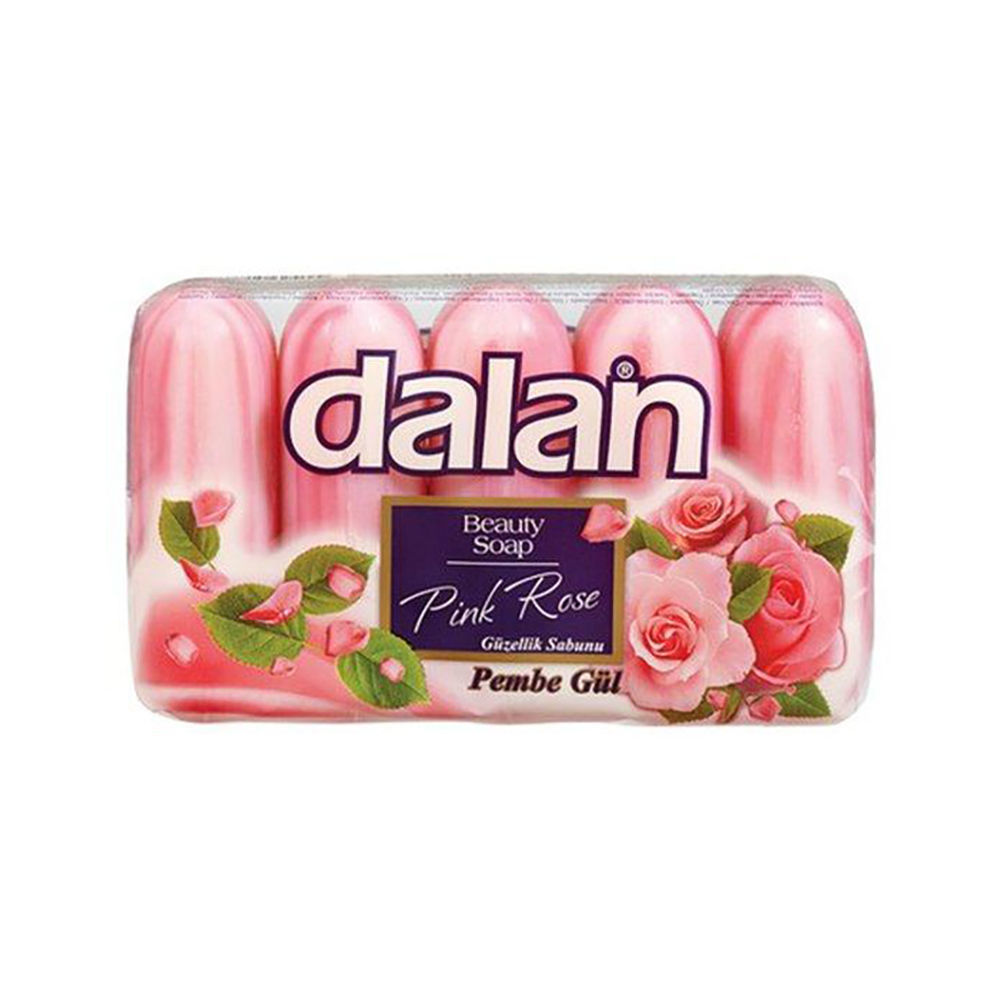 Picture of DALAN Pink Rose Hand Soap 5 x 70g