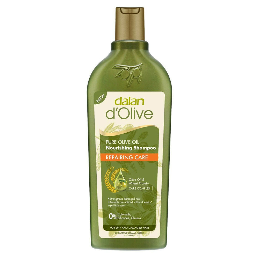 Picture of DALAN Olive Oil Shampoo 400ml