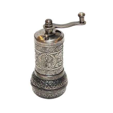 Picture of SOZEN Turkish Coffee Grinder Short (Copper)