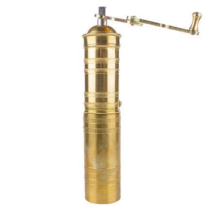 Picture of SOZEN Turkish Coffee Grinder Tall (Brass)