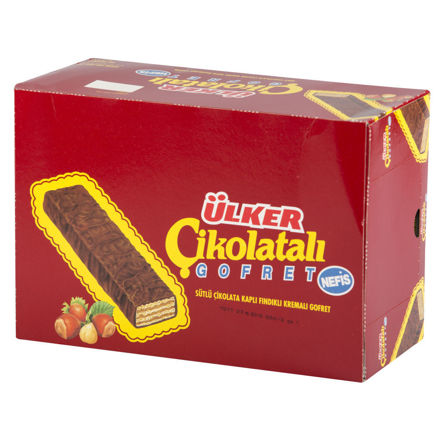 Picture of ULKER Chocolate Wafer 36 x 36g