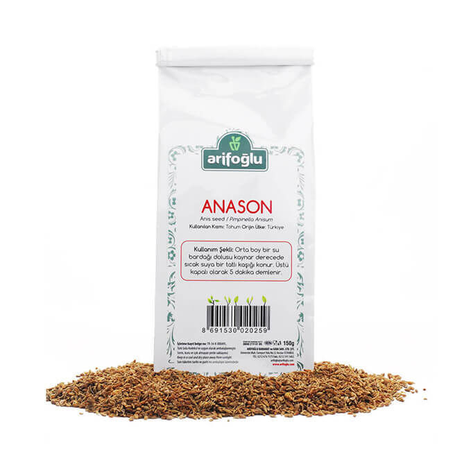 Picture of ARIFOGLU Anise 150g