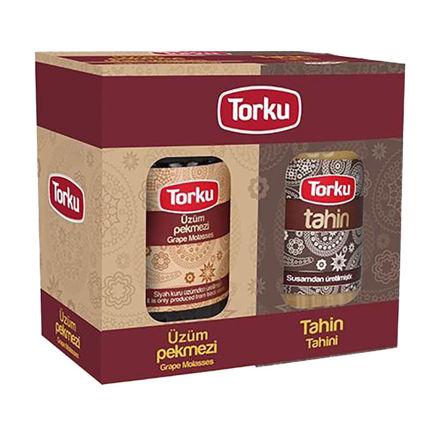 TORKU Tahin Pekmez Ikili Paket 750g resmi