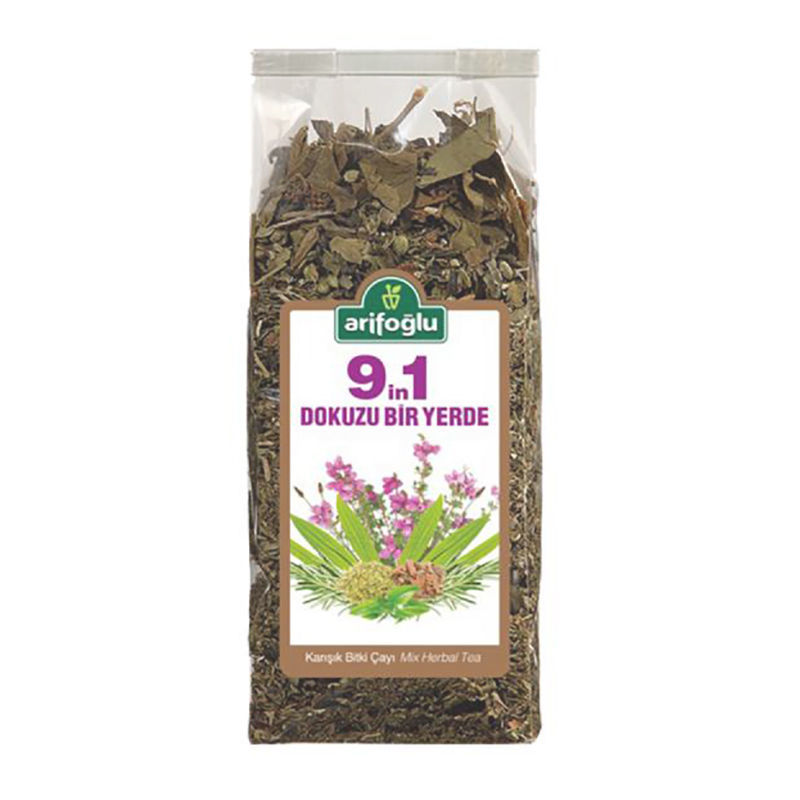 Picture of ARIFOGLU 9 in 1 Mixed Herbal Tea 200g
