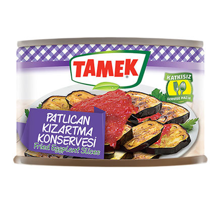 Picture of TAMEK Fried Eggplants 400g