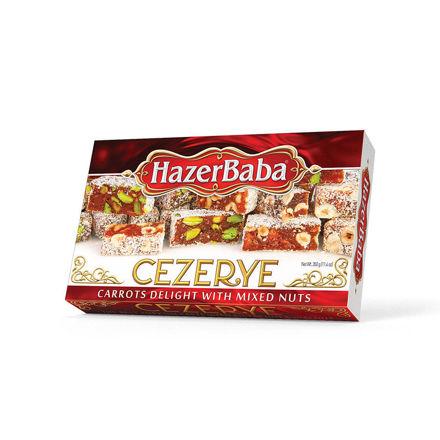 Picture of HAZERBABA Carrot Delight (Cezerye) 350g