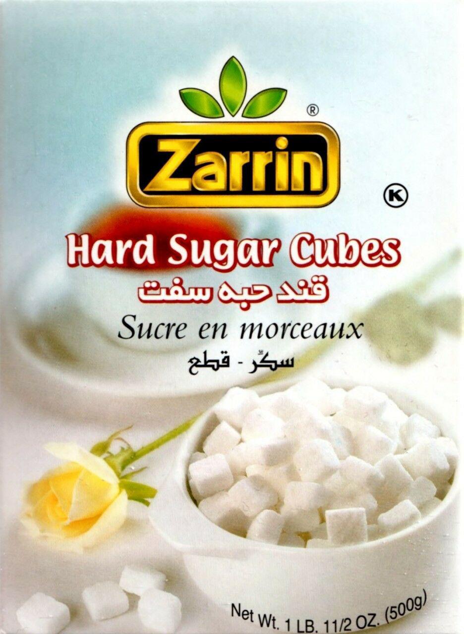 Zarrin cube sugar 1 lb