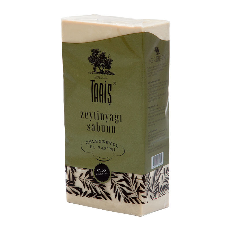 Picture of TARIS Handmade Olive Oil Soap (5 x 160g)
