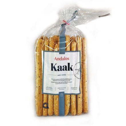Picture of Andalos bread stick w/anise 400 gr