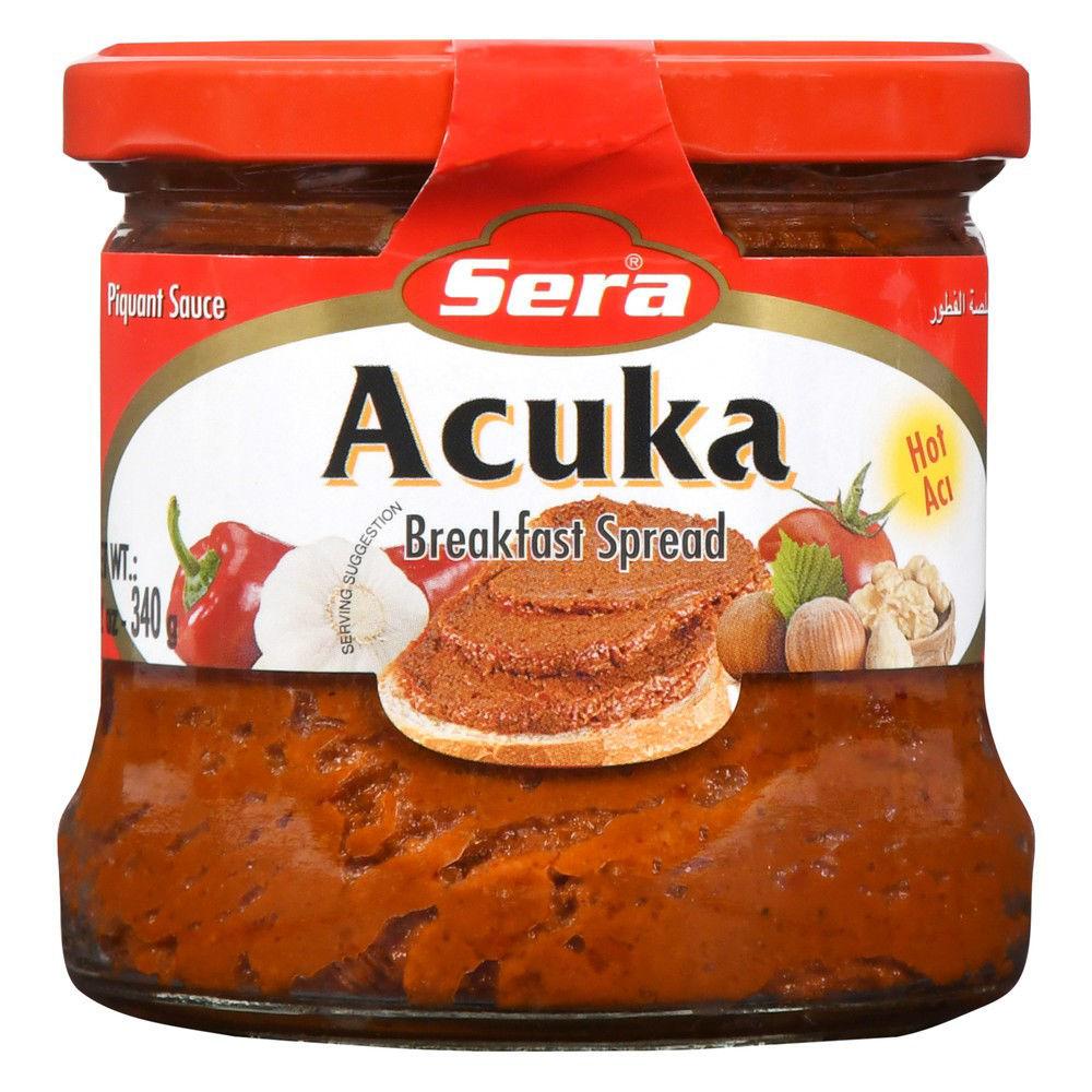 Sera Traditional Breakfast Spread (Hot Acuka) resmi