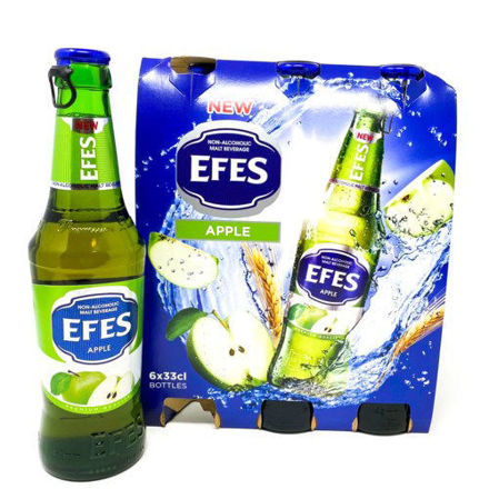 Picture of EFES NON ALCOHOLIC  MALT BEVERAGE