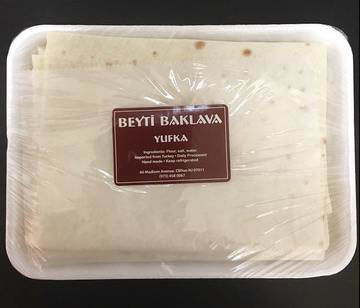 Picture of Beyti Handmade Fresh Pastry Leaves  1.1 Lb / 500 Gr
