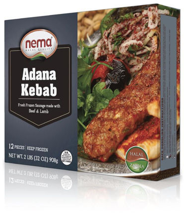 Picture of Nema Adana Kebab 2 lb 908 gr